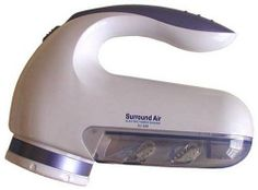 Surround Air XJ 350 Electric Fabric Shaver By Surround Air. $19.99. Make Old