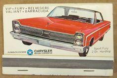 Chrysler matches