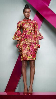 Fashion - Vlisco V-Inspired