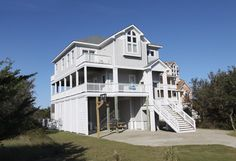 Outer Banks Vacation Rentals | Avon Vacation Rentals | On Island Time #939 |  (5 Bedroom Soundside House)