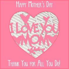 To all the caring Moms out there in world. We celebrate you. #HappyMothersDay
