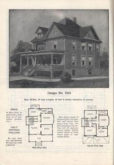 radford home builder - 1940s Beach House Plans