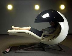 Coolest Sleeping pods for some serious napping job   Designbuzz : Design ideas and concepts