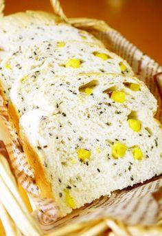 HB早焼き♪ふんわり♡さつまいも食パン