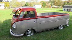 1958 VW single cab pick-up