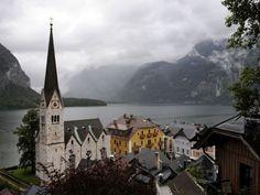 Hallstat, Austria.