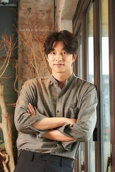 Goblin-Gong Yoo-Korean Drama_id-Subtitle Gong Yoo Smile, Yoo Gong, Busan, Asian Actors, Korean Actors, K Pop, Gong Yoo Coffee Prince, Goong Yoo, Goblin Gong Yoo