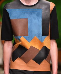 patternprints journal: PRINTS, PATTERNS, TEXTURES AND TEXTILE SURFACES FROM MENSWEAR S/S 2016 COLLECTIONS / MILANO CATWALKS 10