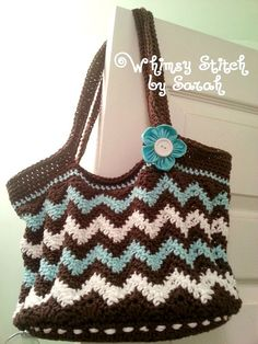 Hey, I found this really awesome Etsy listing at https://www.etsy.com/listing/155161668/crochet-chasing-chevrons-shoulder-bag