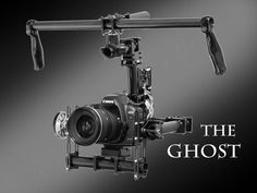 The Ghost – DSLR/Video Camera Stabilizer