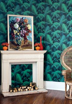 Tapete Palm Jungle / Palm von Cole