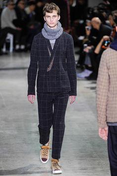 Kolor | Fall 2014 Menswear Collection | Style.com