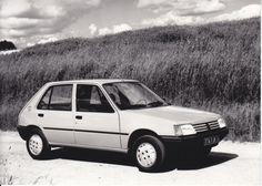 Peugeot 205 GR/GRD - 1986