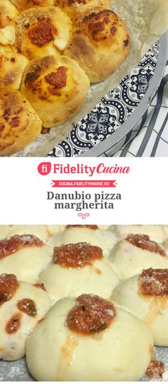 Danubio pizza margherita