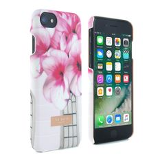 7aa394a1cdcf Ted Baker SS17 SYD Soft-Feel Hard Shell for iPhone 7