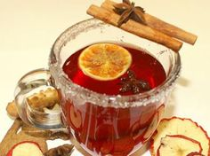 Weihnachtspunsch – super lecker und super gesund Recipe Christmas punch – super delicious and super healthy! by – recipe of the category drinks Christmas Punch, Christmas Drinks, Christmas Baking, Diy Christmas, Winter Drinks, Winter Food, Summer Drinks, Drinks Alcohol Recipes, Punch Recipes