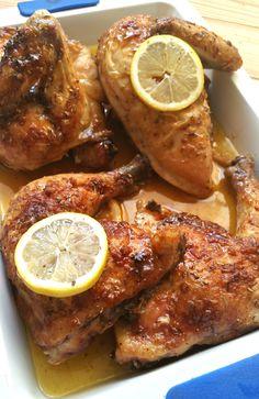 Pollo Chicken, Oven Chicken, Chicken Wings, Antipasto, Easy Chicken Recipes, Great Recipes, Food Porn, Pork, Easy Meals
