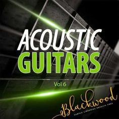 "Acoustic Guitars Vol.6 WAV DiSCOVER | May/07th/2017 | 182 MB The sixth series of ""Acoustic Guitars"", a great collection of acoustic guitar samples. Yo"