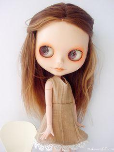 One Customized OOAK Blythe Doll  Nicky by Dakawaiidolls on Etsy, $270.00