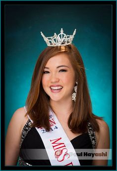 Miss Virginia'S Outstanding Teen 20