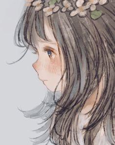 """orie on Twitter: """"昔のことをたくさん思い出しました。置いてけぼりな気がしてばかりな道のりでしたが、きっと無駄ではなかったのだと思いたいです。 前を向いて走り出すのはなんだか違うので、変わらず後ろを振り返りながらゆっくり進みます。… """" Aesthetic Drawing, Aesthetic Art, Aesthetic Anime, Kawaii Anime Girl, Anime Art Girl, Manga Art, Art Sketches, Art Drawings, Final Fantasy Artwork"""