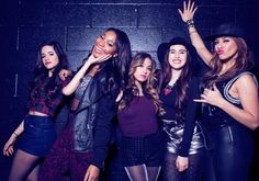 Im so proud of these girls loved them from day one& still love them. Fifth Harmony <3