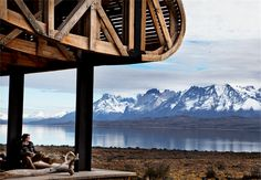 Tierra Patagonia - also home to one of the 'Top 12 New Hotels of 2012'...
