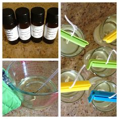 how to make soy candles instructions