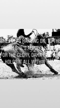 Her heart is a rodeo Rodeo Quotes, Equine Quotes, Equestrian Quotes, Hunting Quotes, Son Quotes, Baby Quotes, Family Quotes, Qoutes, Barrel Racing Quotes