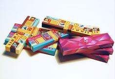 Подарочная коробка #packaging