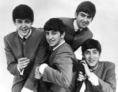 Paul McCartney, John Lennon, George Harrison, Ringo Starr and The Beatles