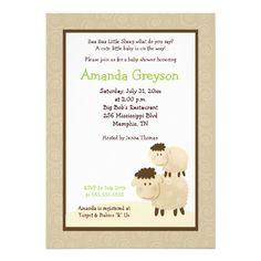lamb baby shower invitations baby shower supplies baby shower themes baby shower gifts