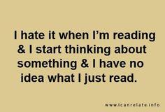 Omg yes...then when  u do it like 5 more times....lol