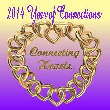 2014 will be a Year of Connections. A.S.TheWriter
