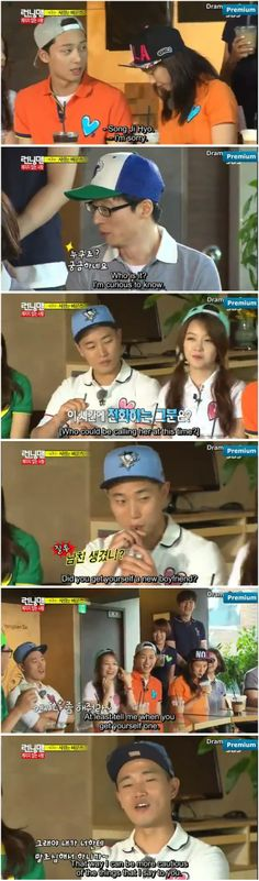 this is why I love Monday Couple~