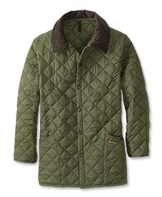 Just found this Long Diamond Quilted Coat - Barbour%26%23174%3b Liddesdale Jacket -- Orvis on Orvis.com!