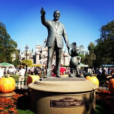The classic magical Disneyland. The first of its kind, the only one the Walt Disney set foot in. There is lots to see and do, with an additional theme park and 3 hotels, all right next to each other, it is definitely a one-of-a-kind must visit.