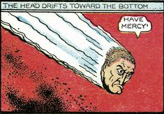 Fletcher Hanks, Stardust and the villain's head