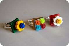 Legoring und andere Schmuckstücke