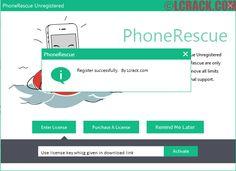 phonerescue activation code free