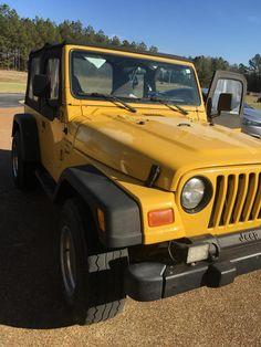 RedRock Jeep Wrangler 7 in. Jeep Wrangler Tj, Orange Jeep Wrangler, Ford Trucks For Sale, Lifted Chevy Trucks, Lifted Ford Trucks, Sahara Jeep, 4x4, Jeep Wave, Jeep Wrangler Accessories