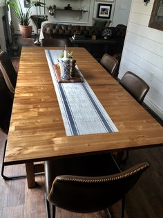 Family Dining Rooms, Dining Room Table, Ikea Norden Table, Stained Table, Paint Companies, Tung Oil, Minwax, Milk Paint, White Wood