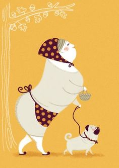 I will eventually start to look like my pug. Animals And Pets, Cute Animals, Pug Illustration, Pug Pictures, Pug Photos, Pug Mug, Pugs And Kisses, Cute Pugs, Funny Pugs
