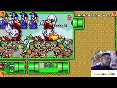 Playing Super Mario Maker with my eyes CLOSED! - YouTube