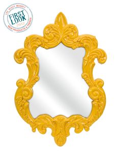 How about this eye catching mirror? #Lvmkt bright spots: At @imaxcorp spot the fairest for the wall 7/30-8/3