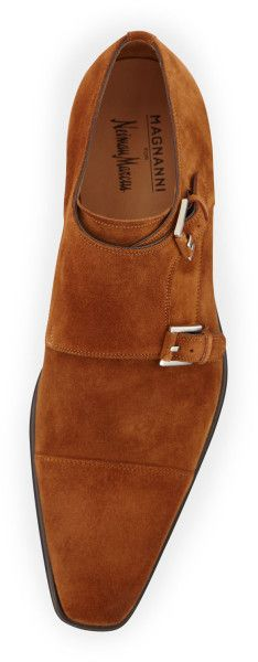 Beautiful fall Monk Shoe...