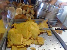 Il banco delle panelle #palermo #sicilia #slowsicily #streetfood