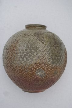 Tea Duong's beautiful wood fired pottery