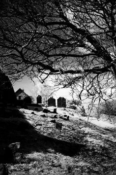 Ireland  Graveyard photo by gloriadelossantos on Etsy, $39.00