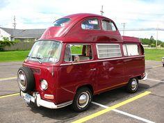 1968 Volkswagen Bug/Bus by rchappo2002, via Flickr. Pretty sweet ride!